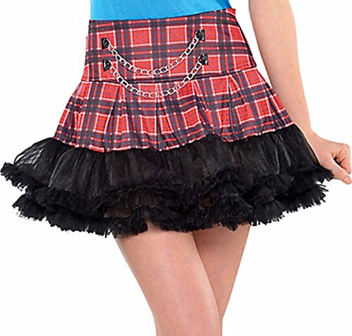 Geek Costume Girl (Teen Girls Geek Chic Tutu)