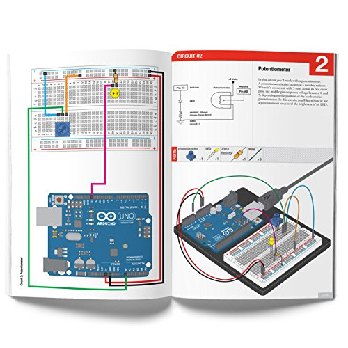 Vilros arduino uno ultimate starter kit includes