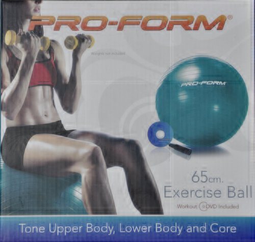 65cm exercise ball