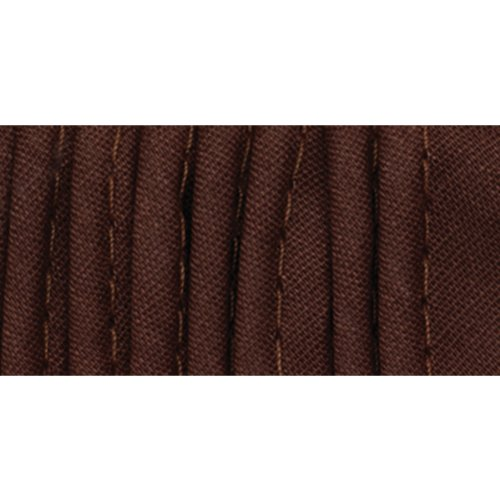 Wright Products 117-303-765 Wrights Maxi Piping Bias Tape, 2-1/2 yd, Mocha