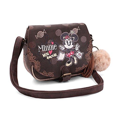 b80bf7c253a Karactermania 36600 Minnie Mouse Mon Amour Bolsos Bandolera