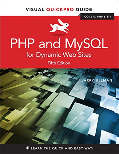 Price comparison product image PHP and MySQL for Dynamic Web Sites: Visual QuickPro Guide (5th Edition)