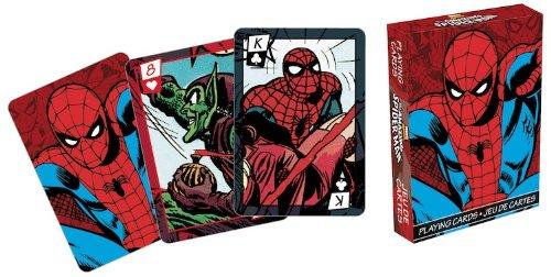 Aquarius Marvel Spider-Man Series 2 Comic Playing Cards (Comics Playing Cards)