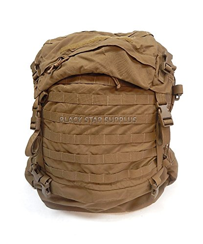 (USMC Marine Corps Issue FILBE Coyote Ruck Sack Main Pack)