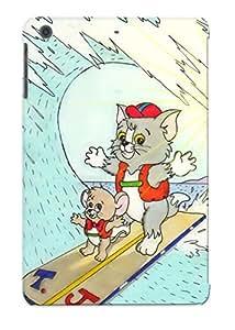 [IYJLcyw206UVFgW] - New Tom And Jerry Kid By Fredvegerano Protective Ipad Mini/mini 2 Classic Hardshell Case