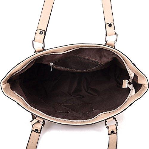 Bag Beige Choice 1 Wicked Beige Womens beige Cloth wStUR