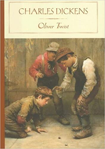 oliver twist author charles dickens