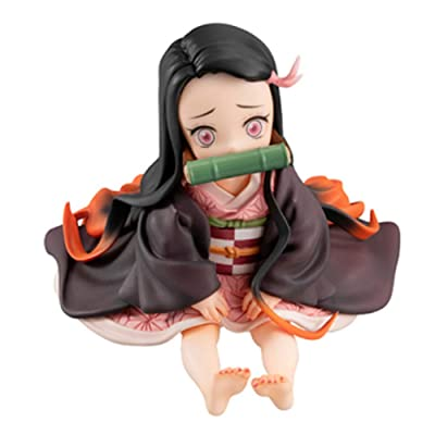 Kpop Space Series Kimetsu no Yaiba Palm Size Nezuko-chan Complete Figure: Toys & Games