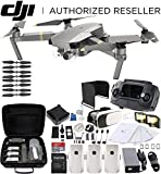 DJI Mavic Pro Platinum Collapsible Quadcopter Everything You Need Ultimate Bundle For Sale