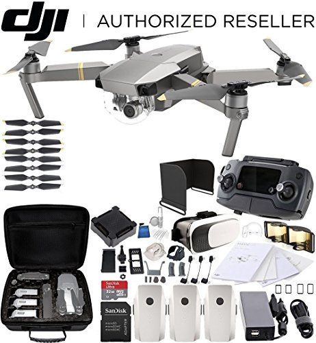 DJI-Mavic-Pro-Platinum-Collapsible-Quadcopter-Everything-You-Need-Ultimate-Bundle