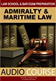 This audio book on CDs provides an easy way for students to review a list of key terms and concepts of applicable law. It truly offers the most comprehensive and easy accessible supplement to your independent study for your final exam in the law scho...