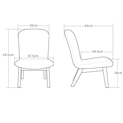 TT&D GBXX Fashion Creative Small Furniture Taburete Antideslizante Banco de Zapatos Minimalista Moderno Casual Taburete Corto de Madera Maciza Home Back Chair Multifunción Hogar Creativo: Hogar