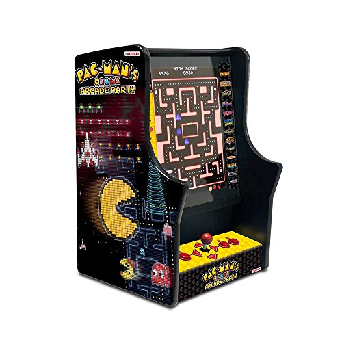 - Namco Pa-Man's Arcade Party Bar Top Game