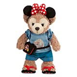 ShellieMay the Disney Bear Plush - ''Day in the Park'' - Medium - 12''