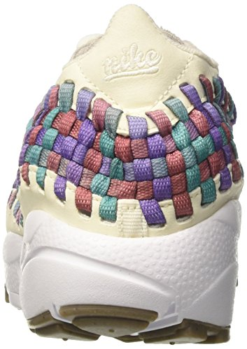 Wmns Mist Mujer NIKE Gimnasia Stardust Red White Zapatillas Orchid Footscape Multicolor para Woven de Sail Air TFaFw1qR
