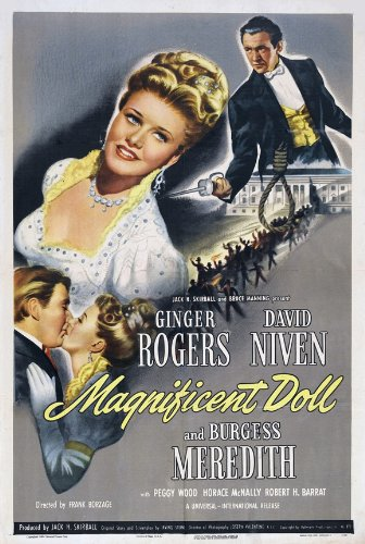 Magnificent Doll Poster Movie 11x17 - Magnificent Doll Poster
