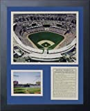 "Legends Never Die ""Los Angeles Dodgers Dodger Stadium"" Framed Photo Collage, 11 x 14-Inch"