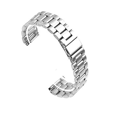 Amazon.com: Moto 360 2 Reloj de banda, eagwell Acero ...
