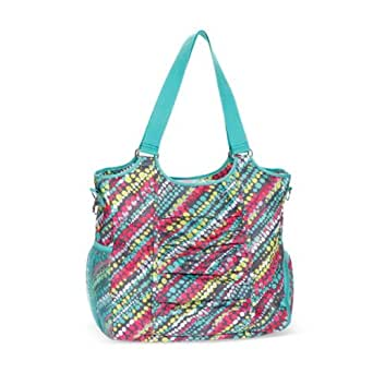 Thirty One All Pro Tote in Graffiti Dot - 4345