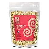 Vivio Foods, Amaranto Con Quinoa Inflados, 150 gramos