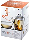 Teaposy Charme Gift Set with Blooming Teas, Herbal Teas, Teapot and Tea Cup