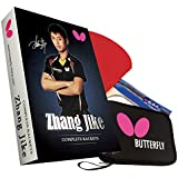 Buttefly Zhang Jike Racket and Case Box Set
