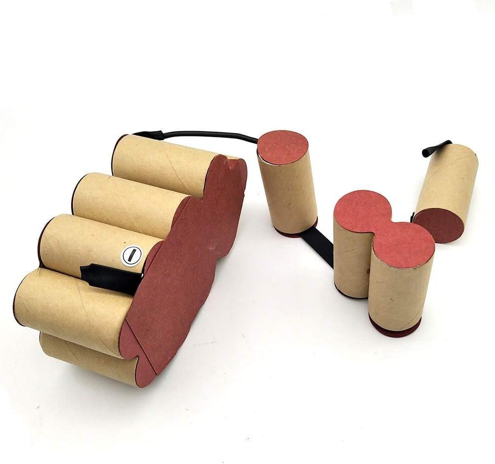 Paquete de recarga de recarga de bater/ía Seilylanka para HILTI 18V SFB185 SFH 181-A 3000mAh Ni-MH