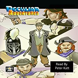 Peculiar Adventures, Vol 1