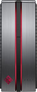 HP OMEN 870-244 Desktop Computer Intel Core i7 16GB Memory NVIDIA GeForce GTX 1070 1TB Hard Drive (Renewed)