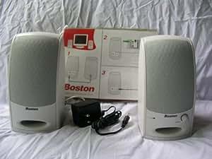 Amazon.com: Boston Acoustics BA 265 Computer Speakers