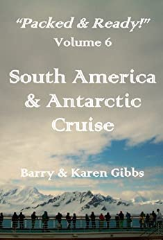 Amazoncom South America Amp Antarctic Cruise QuotPacked Amp Readyq