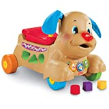 Fisher-Price Laugh & Learn Stride-to-Ride Puppy [Amazon Exclusive]