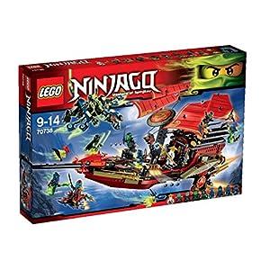 LEGO - Ninjago 70738 Il Volo Finale del Vascello del Destino LEGO NINJAGO LEGO