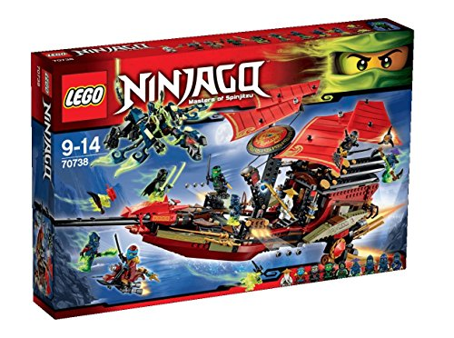 Lego 70738 Final Flight Of Destinys Bounty