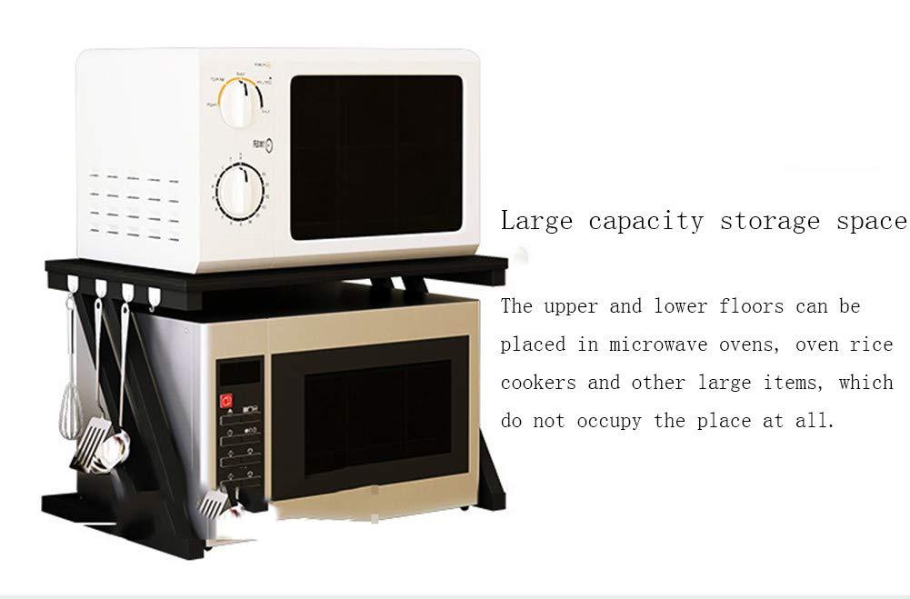 Amazon.com: Yajun - Estantería de cocina para horno ...