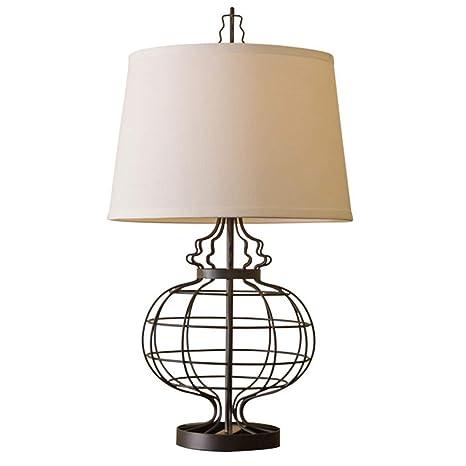 Lámpara de Mesa LITING American Classic Hierro Forjado ...