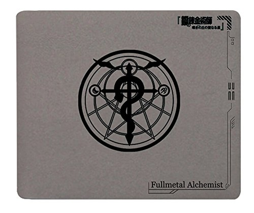 - YOYOSHome® 2015 New Anime Fullmetal Alchemist Cartoon Purse Wallet (Grey)