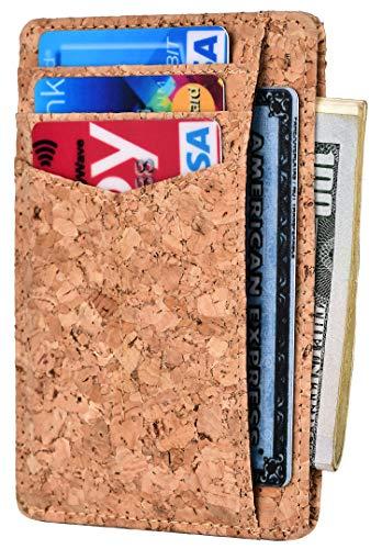 Best cork wallet men made in portugal for 2020