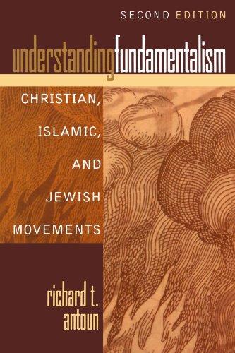 Understanding Fundamentalism: Christian, Islamic, and Jewish Movements
