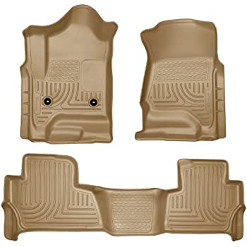 Amazon Com 2015 Gmc Yukon Weatherbeater Floor Mats
