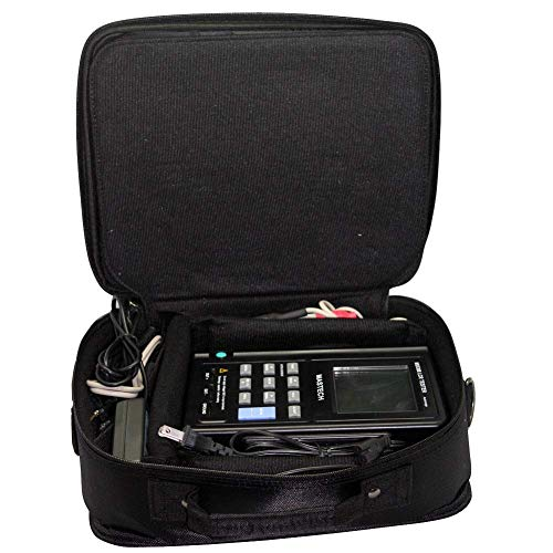 DSstyles MASTECH MS5308 Auto Ranging Handheld Portable LCR Meter 100K Hz RS232