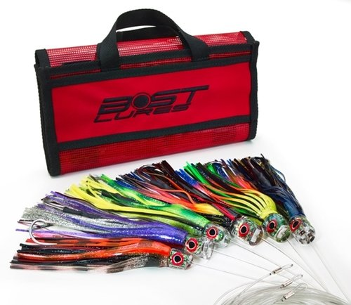 Bost Tuna-Dolphin Trolling Lure Pack by Bost Lures