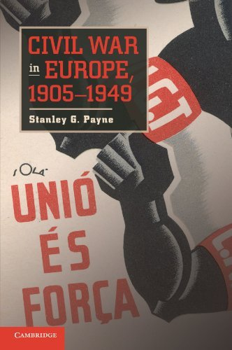 Civil War in Europe, 1905-1949 by Stanley G. Payne 2011-09-30: Amazon.es: Stanley G. Payne: Libros