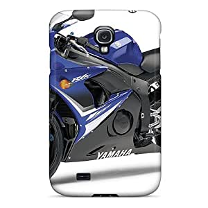Top Quality Rugged Yamaha R6s Case Cover For Galaxy S4