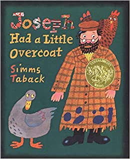 Image result for joseph had a little overcoat book
