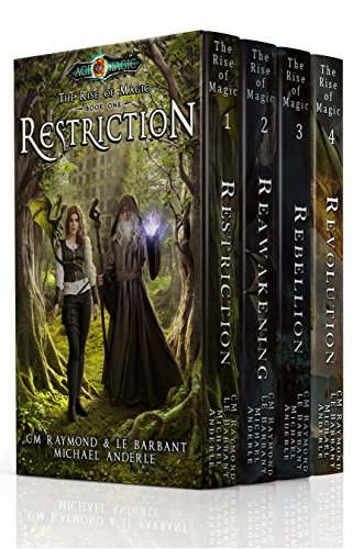 Rise 1 Series - Rise of Magic Boxed Set One: A Kurtherian Gambit Series (The Rise of Magic Boxed Sets Book 1)