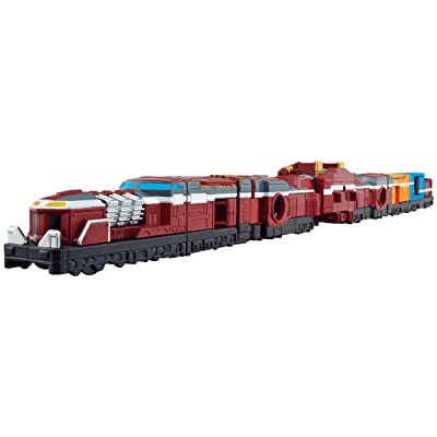Bandai Ressha Sentai ToQger Train Union Series 8 Diesel Ressha: Toys & Games