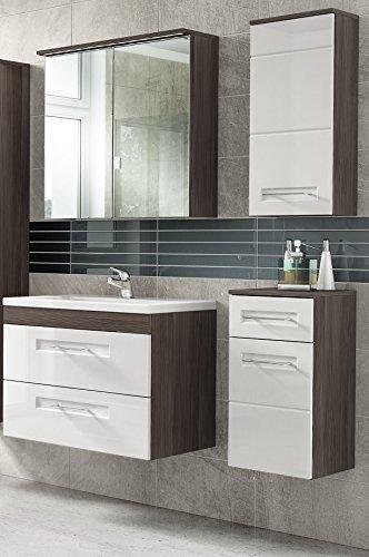 Amazon mobili da bagno fabulous armadietto da bagno montreal xl cm rovere sonoma armadio - Armadietto angolare bagno ...
