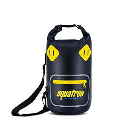 a62962803b5d aquafree floatable Waterproof Dry Bag Roll Top Dry Compression Sack Keeps  Gear Dry for Kayaking, Beach, Rafting, Boating, Hiking, Camping and Fishing