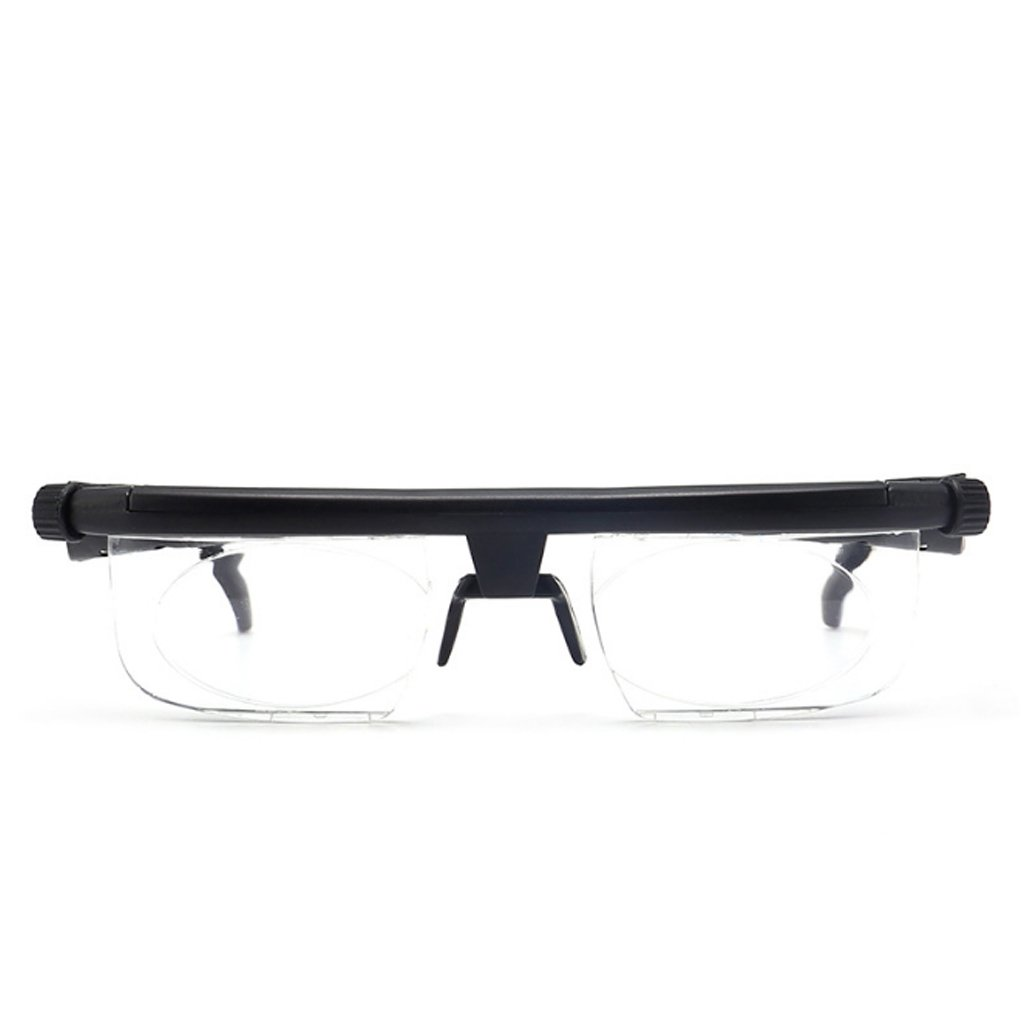 Fokus einstellbare brille